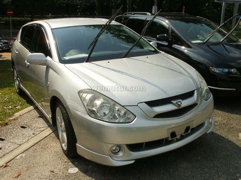 toyota caldina zt 2005 review toyota caldina zt photos reviews news specs buy car