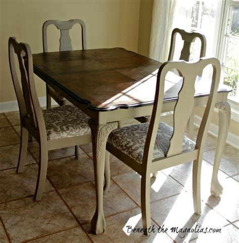 kitchen table refinishing ideas 17 best ideas about refinished dining tables on pinterest
