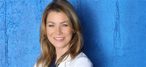 grey s anatomy lead actor ellen pompeo of grey s anatomy on playing a tv doctor