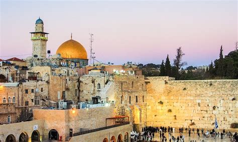 tour of israel with airfare from gate 1 travel in tel aviv groupon getaways