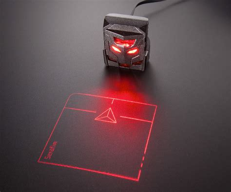 Proyektor Odin odin projection mouse dudeiwantthat