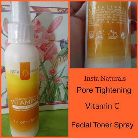 Serum Vit C Spray insta vitamin c toner spray and vitamin c