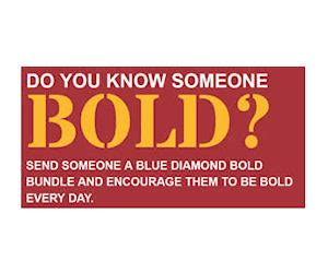 Blue Diamond Sweepstakes Login - send a friend a free blue diamond bold bundle free product sles