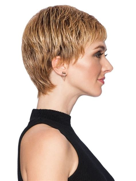 the textured cap hair style textured cut by hairdo short pixie wigs com the wig