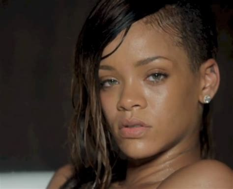 rihanna song in bathtub 15 things we learned from rihanna having a bath in her new stay video capital