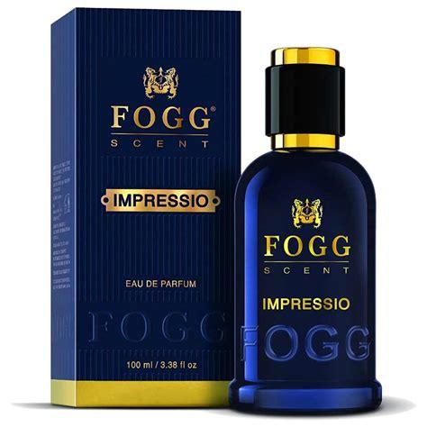 fogg impressio eau de perfum edp scent perfume spray