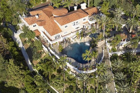 Unique Crystal Chandeliers La Habra Heights Estate Is On Sale For 21 Million