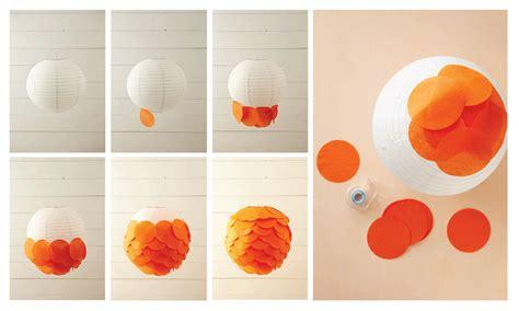 How To Make Paper Lanterns Martha Stewart - marabou design