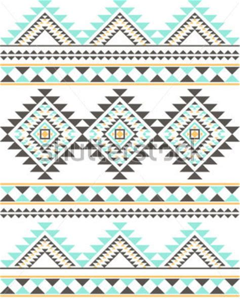 tribal pattern border tribal pattern clipart