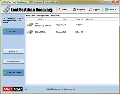 minitool data recovery full version minitool power data recovery 8 0 crack download here