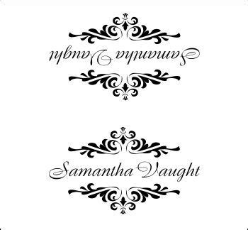 239 Best Name Cards Dinners Images On Pinterest Table Decorations Christmas Deco And Table Setting Name Cards Template