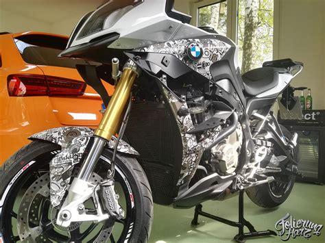 Stickerbomb Folie Motorrad by Bmw Motorrad