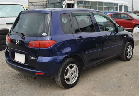 Mazda Demio 2002 Model