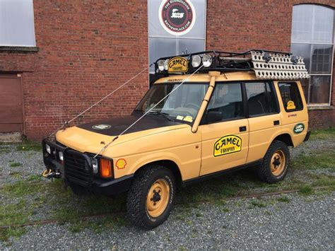 yellow land rover discovery 1993 land rover discovery salljgmf8ja032943 registry