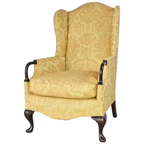vintage wingback armchair vintage wingback armchair for sale at 1stdibs