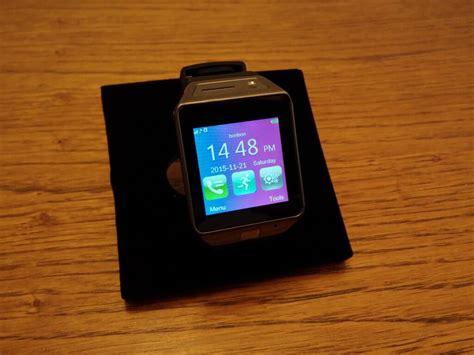 Smartwatch Sim Card smartwatch gv08s with sim card slot microsd card slot gear 2 clone review