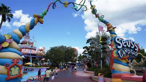 universal studios orlando adventure island seuss landing at universal s islands of adventure