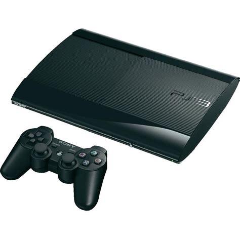 Sony Playstation 3 Sony Ps3 Slim Superslim 250gb Ofw sony ps3 slim 500gb schwarz from conrad