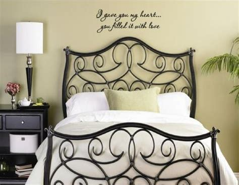bedroom wall decor quotes romantic quotes for bedroom walls wall decor source