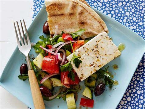 ina garten greek vinaigrette salad dressing the best summer appetizers food network summer party