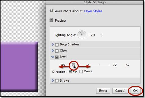 Beginners Class For Photoshop Elements The Mad Cropper 4 by Emboss Shapes With Photoshop Elements 11 12 13