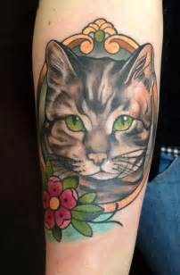tattoo cat portrait 17 best ideas about cat portrait tattoos on pinterest