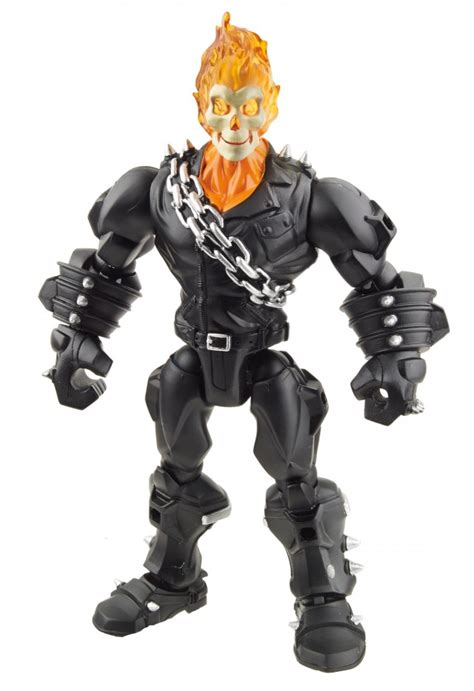 Ultimate Deadpool Figures With Shaking X Cool Car marvel mashers series 3 ghost rider deadpool iceman marvel news