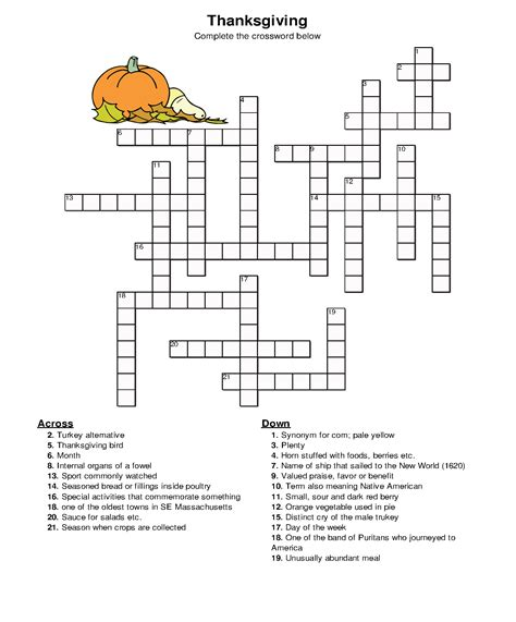 printable turkey puzzle 10 superfun thanksgiving crossword puzzles kitty baby love
