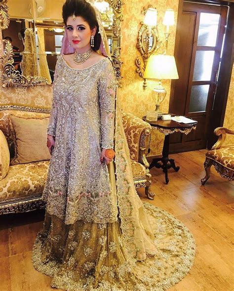 Latest Pakistani Bridal Dresses 2019 For Girls   StyleGlow.com