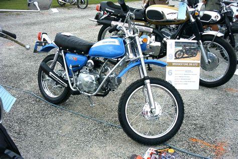 Honda Sl70 by Vintage Motorsports 1971 Honda Sl70 Motosport