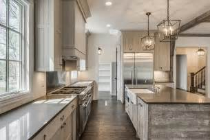Aluminum Backsplash Kitchen farmhouse bathrooms house of hargrove