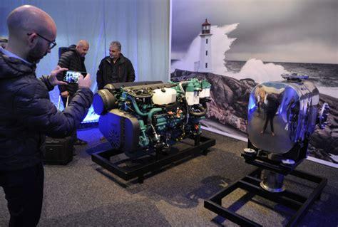 volvo penta introduces  generation     engine packages workboat