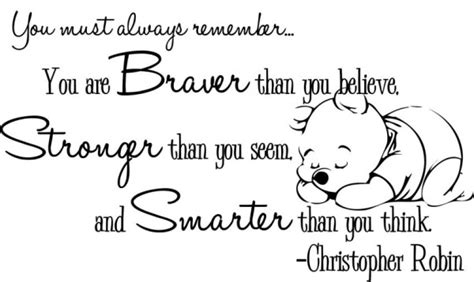 Classic Winnie The Pooh Wall Stickers 20 winnie pooh quotes of inspiration