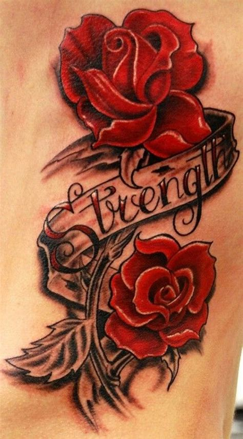 red rose tattoo for men 25 designs for and