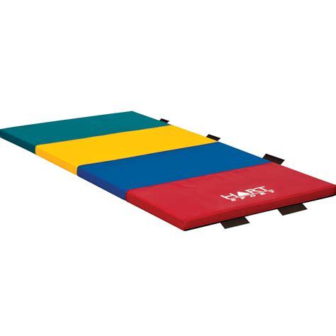 Gymnastic Mats Australia by Hart Rainbow Mat Velcro Ends Sides Hart Sport