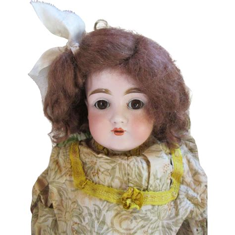 kestner bisque doll 154 stunning kestner dep 154 bisque doll from