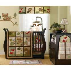 woodland animals baby bedding www imgkid the image