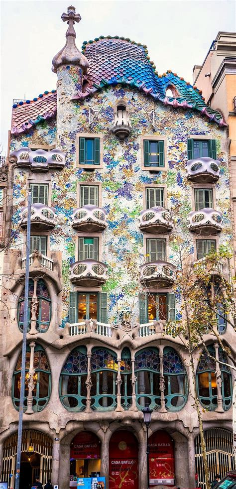 casa batilo catalonia s 5 unesco world heritage