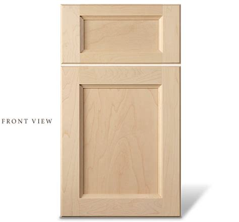 shaker cabinets with beveled edge this is a flat panel door with ogee interior edge