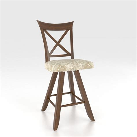 24 inch high dining chairs canadel sto1258saz high dining transitional swivel