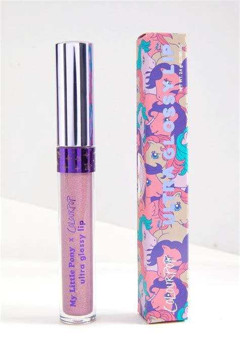 Colourpop My Pony Ultra Glossy Lip Colourpop X My Pony Is Happening And Our Unicorn