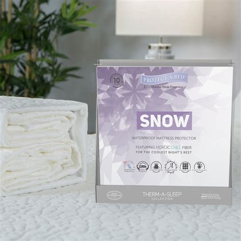 Snows Mattress Owasso by Waterproof Mattress Covers Waterproof Mattress Pad 50