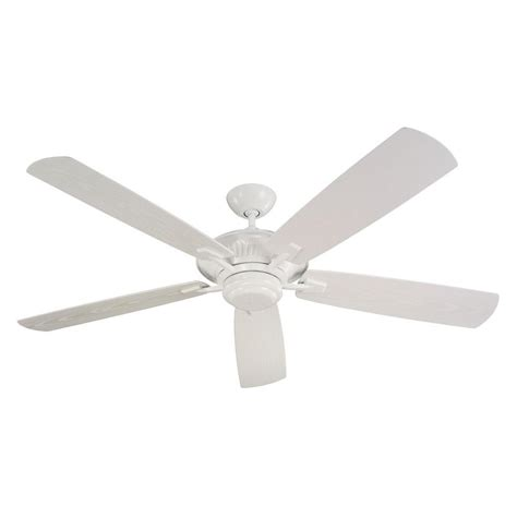 Home Depot Ceiling L by Monte Carlo Mach Two 38 In White Ceiling Fan 3mtr38who L
