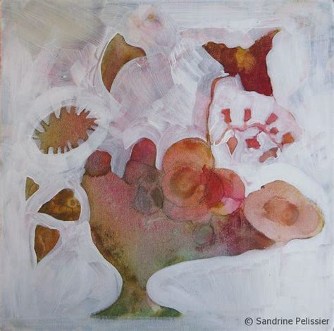 acrylic painting negative space how to paint flowers from imagination with acrylic ink on