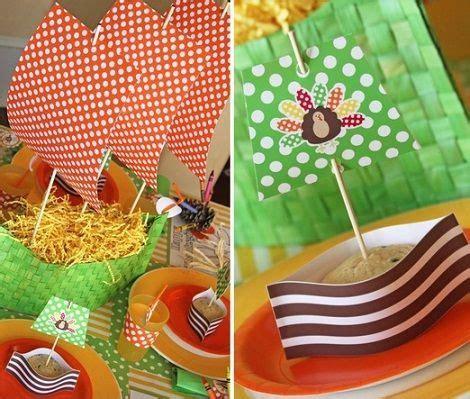 barco pirata origami barco pirata ideas para tus centros de mesa infantiles