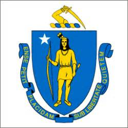 what is the state of massachusetts massachusetts state flag