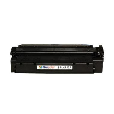 Blueprint Bp Hp35a Toner Cartridge jual blueprint toner 12a cartridge for hp laserjet bp hp12a hitam harga kualitas