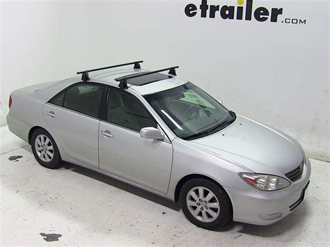 Camry Roof Rack by Yakima Roof Rack For 2003 Toyota Camry Etrailer