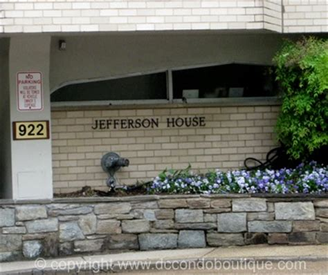 jefferson house dc the jefferson house in foggy bottom