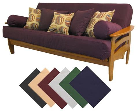 Twill Futon Cover by Premium Size Upholstery Grade Twill Futon Cover
